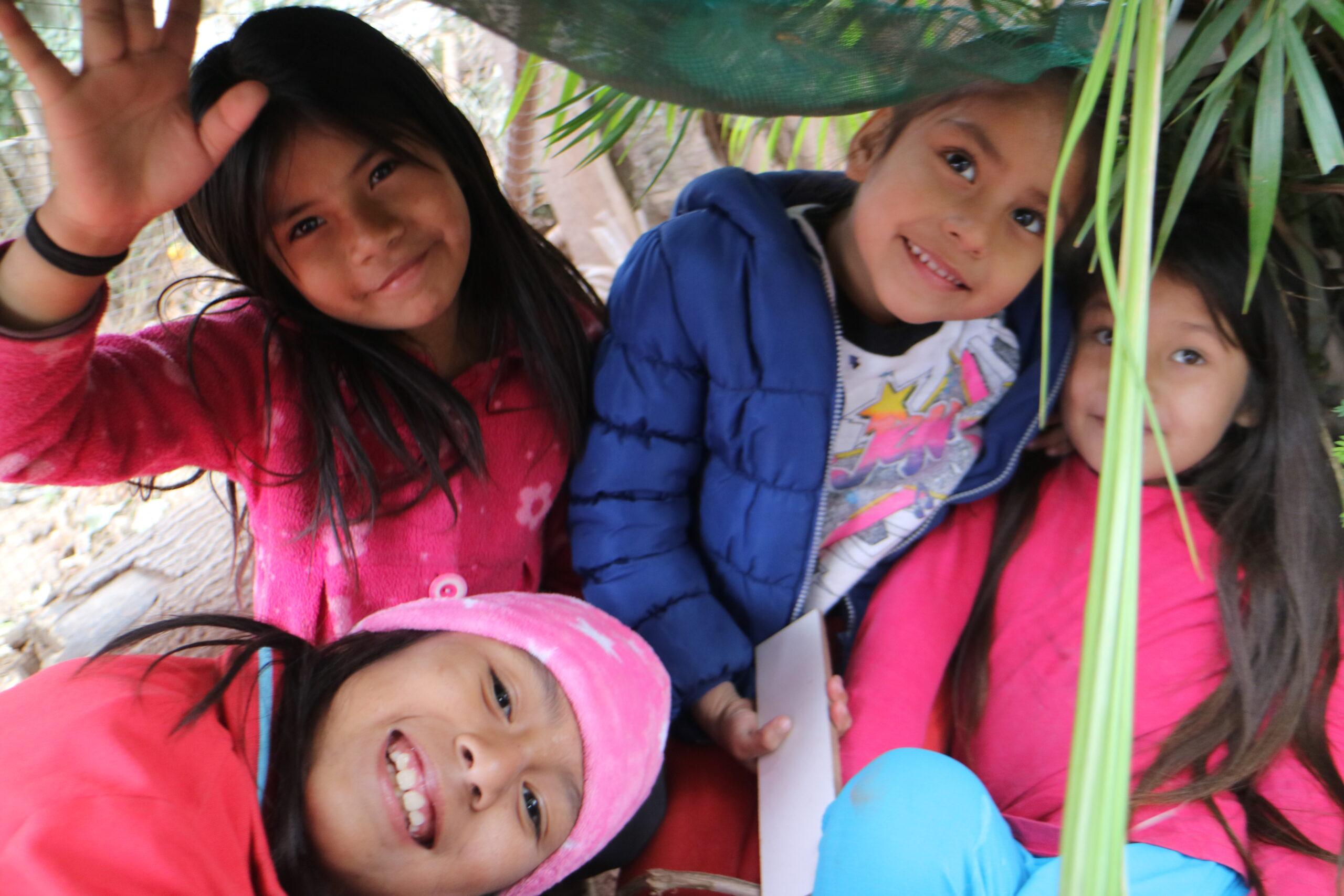 Kindern Hoffnung schenken